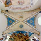 Lunetová klenba presbytéria