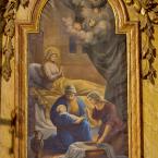 Narodenia Panny Márie - oltárny obraz