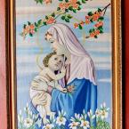 Panna Mária Bohorodička
