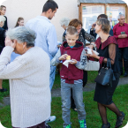 Slávnostná sv. omša