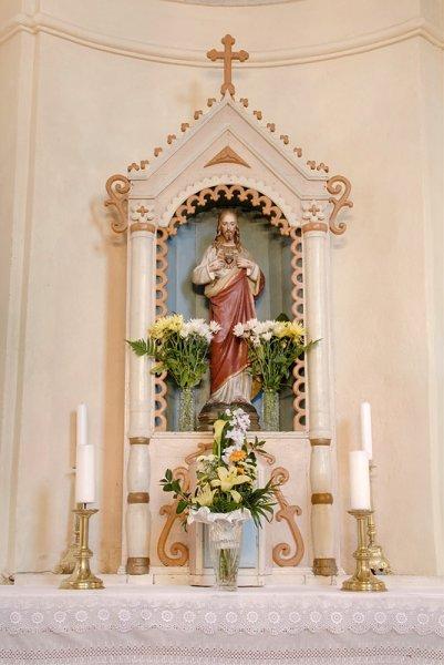 Oltár Najsvätejšieho Srdca Ježišovho